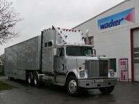 Highlight im März - Amerikanischer Truck mit Konferenzmobil