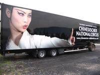 Ein optimaler Werbetrailer - der Chinesische Nationalcirkus -